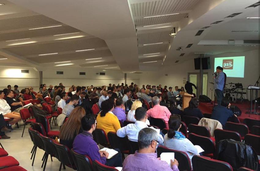 Disciple Making in Albania
