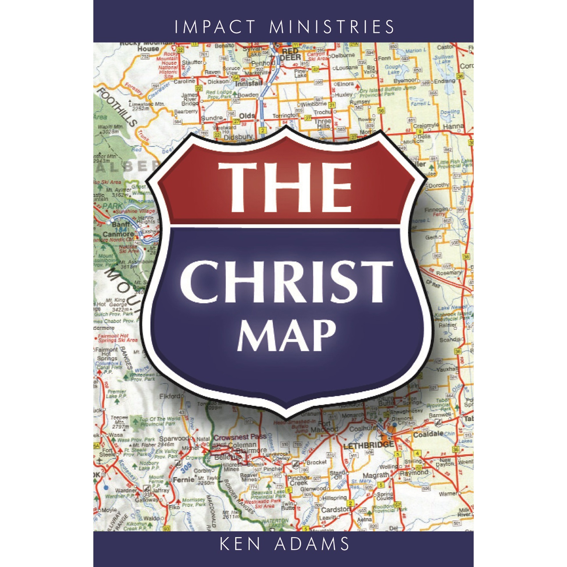 The Christ Map Free Download – Impact Discipleship Ministries