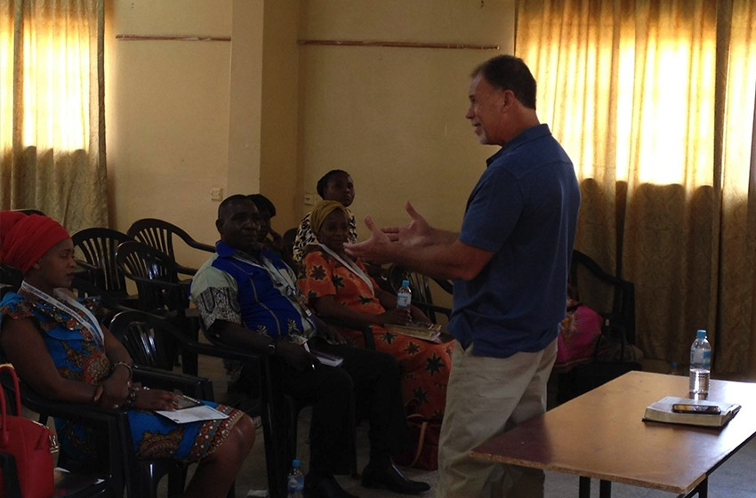 Disciple Making in Zambia