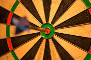 Disciple Making Bull's Eye