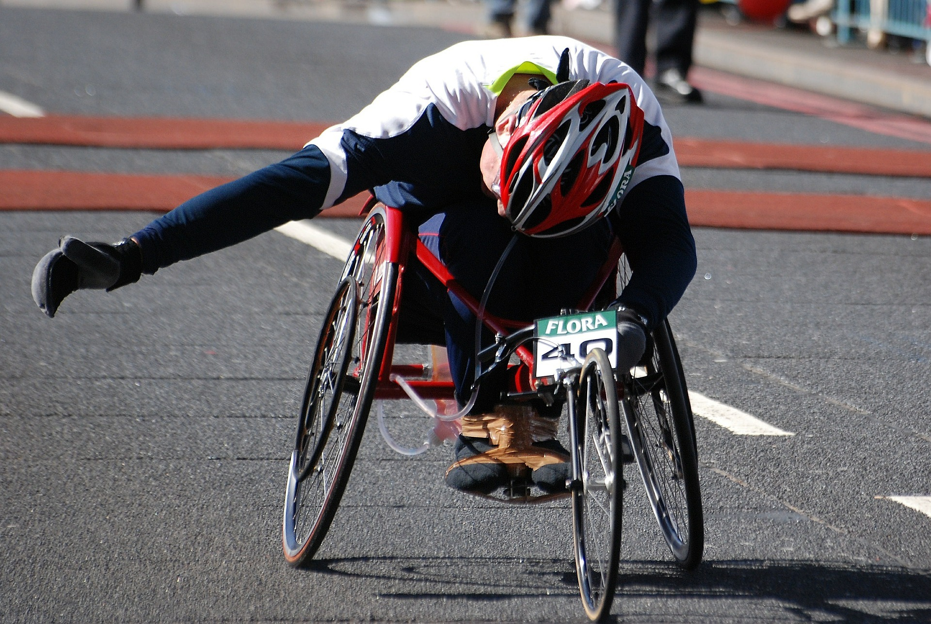 "Ten Disciple Making Lessons from a 10K: Lesson #4 ""Wheelchairs"""