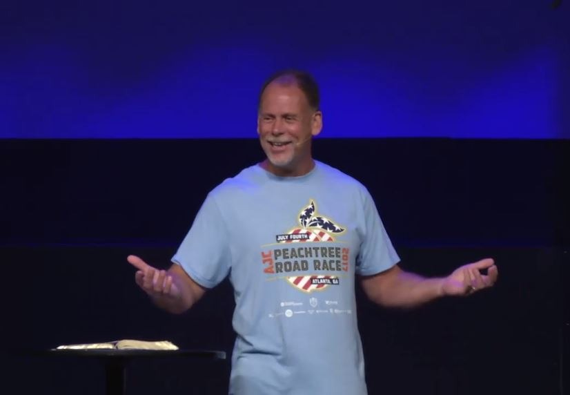 "Ten Disciple Making Lessons from a 10K: Lesson #7 ""The T-shirt Matters"""