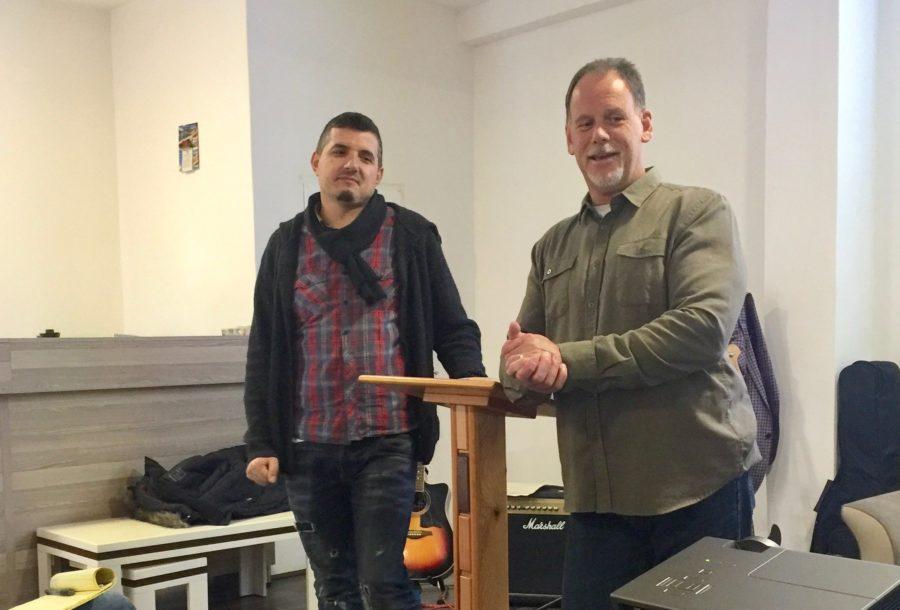 Disciple Making in Kosovo