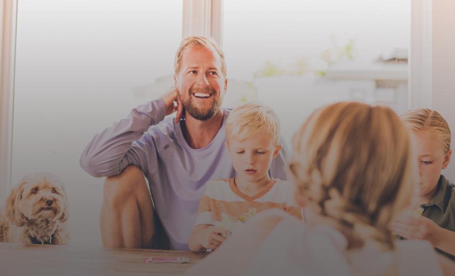 Disciple Making Begins At Home